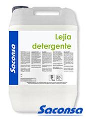 Lejia-detergente